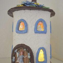 Indoor Light up Fairy House/Night light