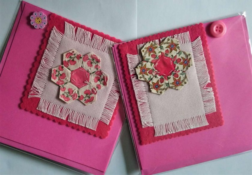 Patchwork Play - 'Made it Myself' £4 each