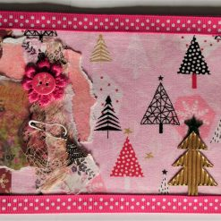 Loving Gestures - a Different Type of Greeting. Christmas Card.