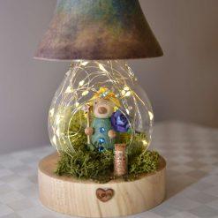 Fairy Mushroom House 1