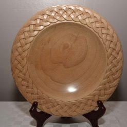 Beech Decorative Platter