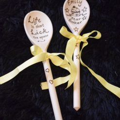 Customised Wooden Spoon