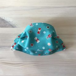 100% Cotton Face Covering (Doggy Bones) 4