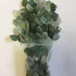 Gem stones green