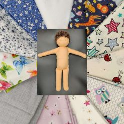 clothing for dress-up doll 3-5 year olds