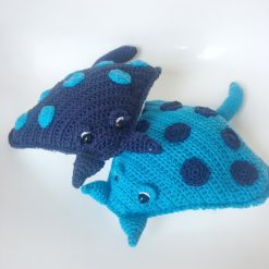 Crochet Patterns: Stingray