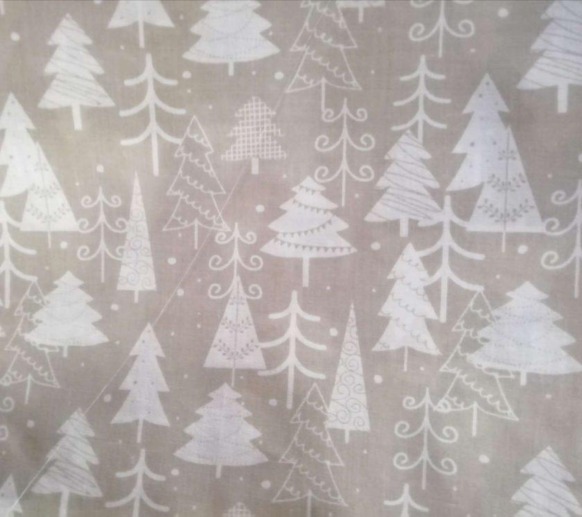 Handmade Christmas Bunting.