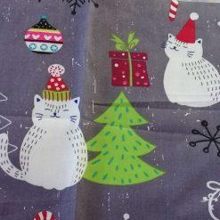 Handmade Christmas Bunting. 11