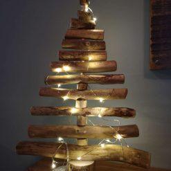 Rustic Christmas Tree 2
