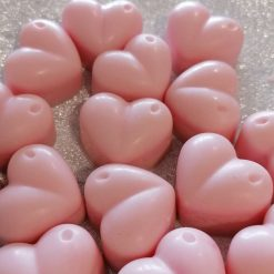Caramel Vanilla Latte Heart Wax Melts