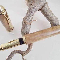 Fountain Pen in Ash. 1266