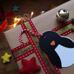 Penguin Gift Tags - Pack of 10