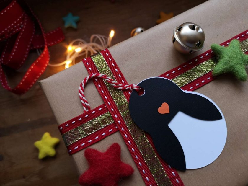 Penguin Gift Tags - Pack of 10 1