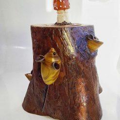 Mouse tealight log 4