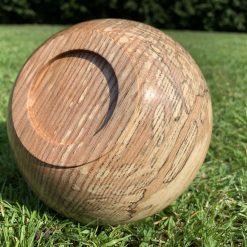 Hand made spalted bowl