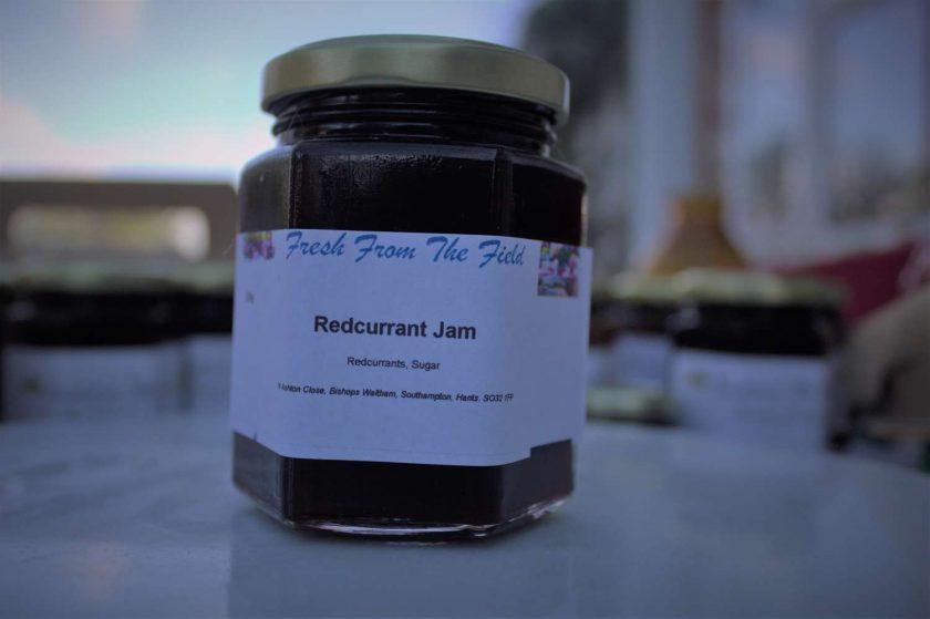 Redcurrant Jam 1