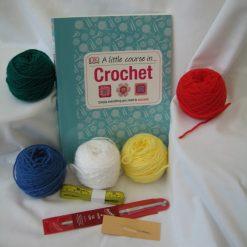 Beginners' Crochet Kit