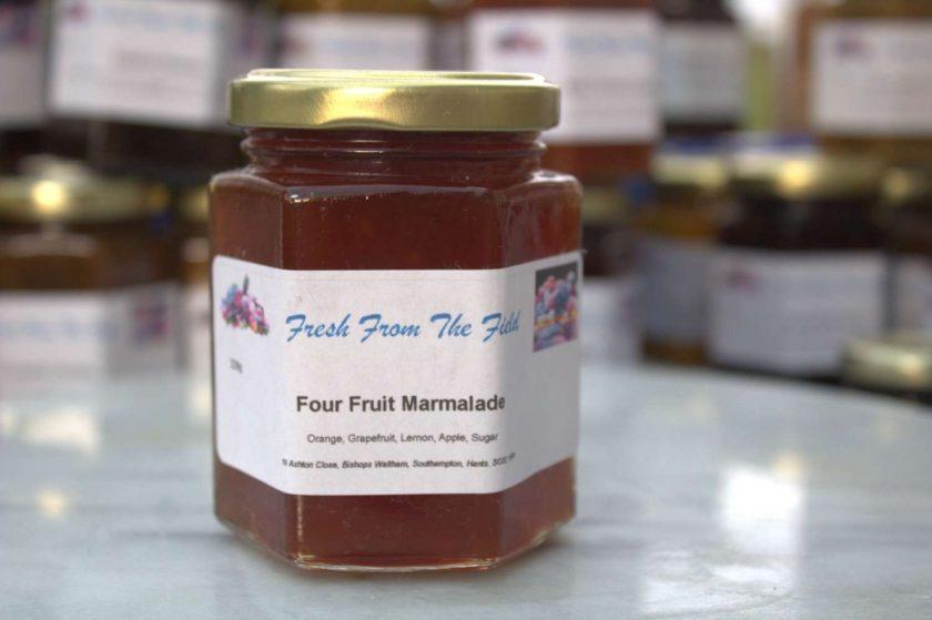 Four Fruit Marmalade 1