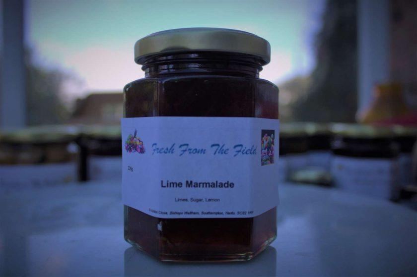 Lime Marmalade 1