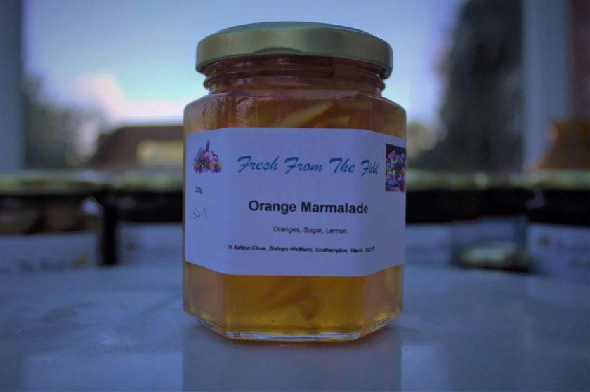 Orange Marmalade 1