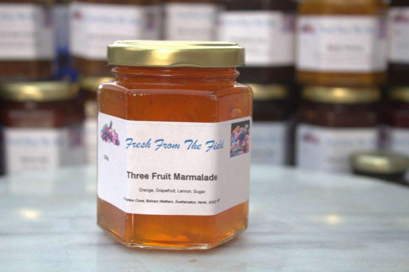 Three Fruit Marmalade 1