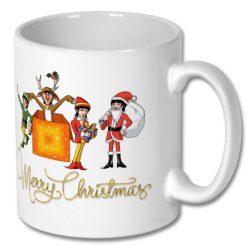 Christmas Coffee Mug in Three Color - The Beatles