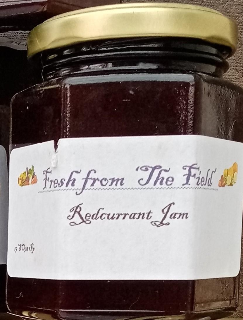 Redcurrant Jam 8