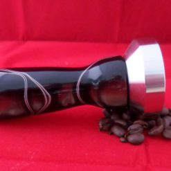 Artisan Acrylic and Stainless Steel Coffee Tamper