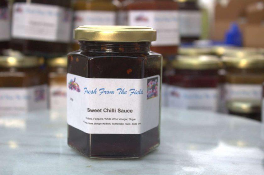 Sweet Chilli Sauce 1
