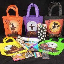 Halloween Family Treat Bag
