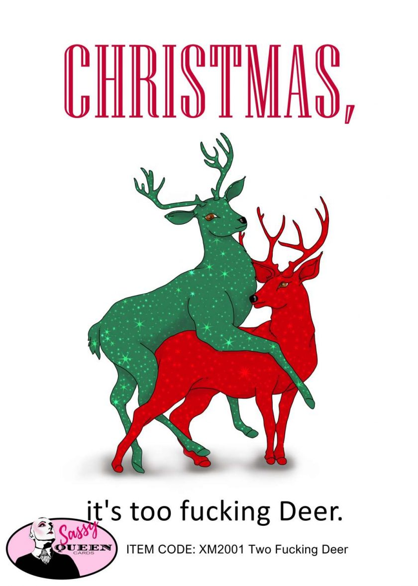 Christmas, Too F*cking Deer 2