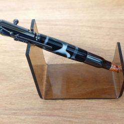 Handmade Bolt Action Click Pen With Urban Camo