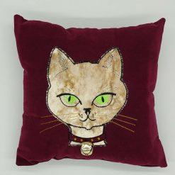 Cat cushion