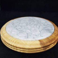 Bespoke Handturned Cheese Board