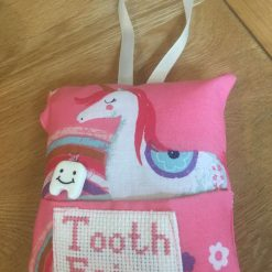 Unicorn Tooth Fairy Pouch