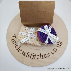 Eco-Friendly Skin Care gift Boxes, Vegan Friendly, 100% Cotton
