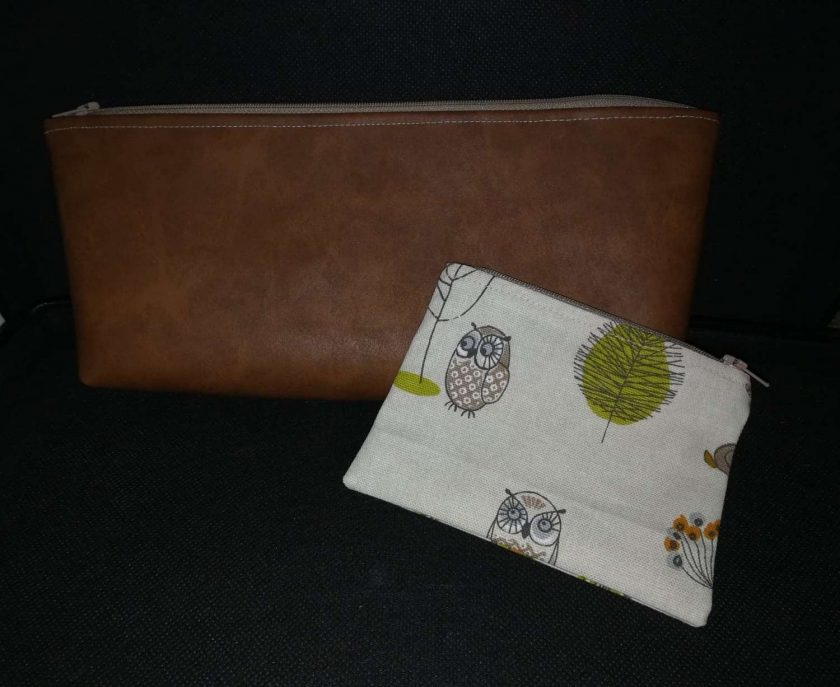 Zipped pouch 2
