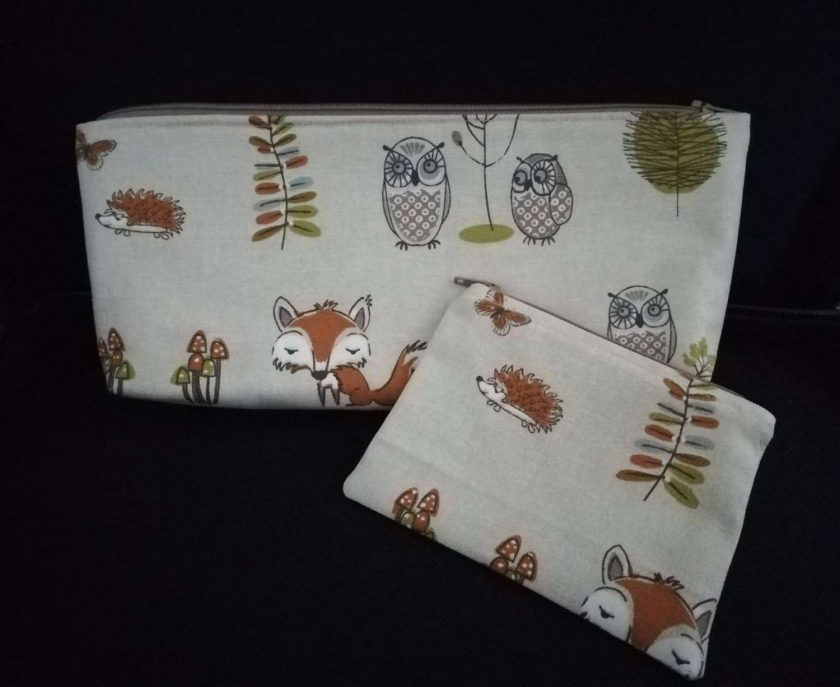 Zipped pouch 1