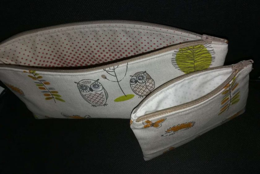 Zipped pouch 3