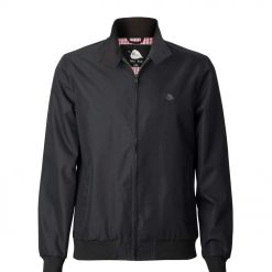 Mens classic harrington jacket -- Silver Birch The Classic