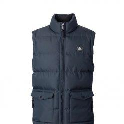 Mens classic gilet body warmer waistcoat -- Silver Birch Alpine