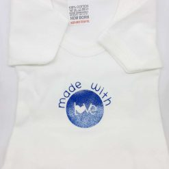 Baby Vest with Gift Bag