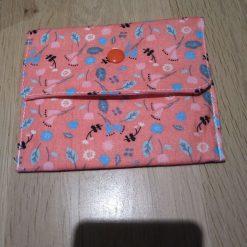 Peach purse 5