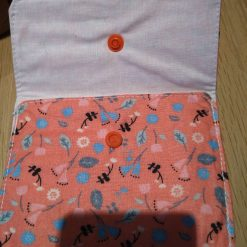 Peach purse 4