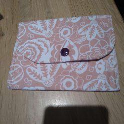 Beige medium purse 4