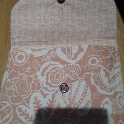 Beige medium purse 5