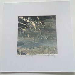 'waters edge' - Original screen print (8) / free p.p
