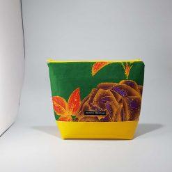 Bedrock Creations - Wash Bag Green Yellow (Lrg)