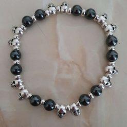 Men's Skull Bracelet D#2