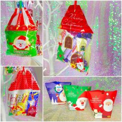 Sweets filled Christmas Stocking Fillers